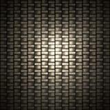 Detailed carbon fiber Royalty Free Stock Photos