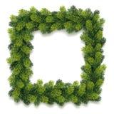Detailed Christmas Wreath Stock Photos