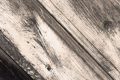 Detailed close-up of a wooden panelling. For background purposes Stock Image