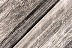 Detailed close-up of a wooden panelling. For background purposes Stock Photography