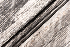 Detailed close-up of a wooden panelling. For background purposes Stock Photos