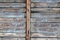 Detailed close up on wooden planks and weathered wood textures. Found in northern europe royalty free stock photos
