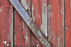 Detailed close up on wooden planks and weathered wood textures. Found in northern europe royalty free stock images
