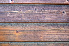 Detailed close up on wooden planks and weathered wood textures. Found in northern europe stock photos