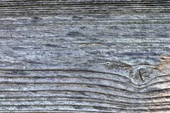 Detailed close up on wooden planks and weathered wood textures. Found in northern europe stock photo