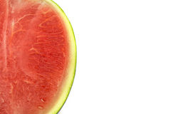 Detailed closeup of watermelon Royalty Free Stock Image