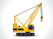 Detailed crane vector Stock Photos