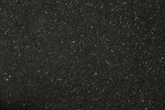 Detailed dark gray asphalt texture Stock Image