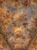 Detailed drawing on Ceiling from Florence. A detailed picture of a drawing on the ceiling. From Florence. Stunning drawings stock photos