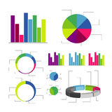 Detailed element of info-graphics Stock Photo