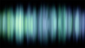 Detailed Futuristic Audio Equalizer Loop. Abstract animated background with audio waveform. Seamless loop. Color tint.  Stock Photography