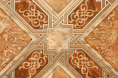 Detailed image of a linoleum Stock Photography
