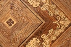Detailed image of a linoleum Stock Images