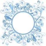 detailed infall för konst garnering vektor illustrationer
