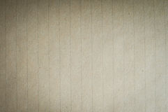 Detailed lined paper texture, isolated Royalty Free Stock Photography