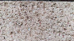 Greige Clay Brick Macro Closeup Royalty Free Stock Images