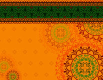 Detailed Mandala Background Royalty Free Stock Image