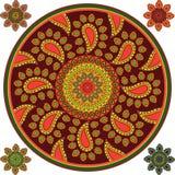 Detailed Mandala Background Stock Photos