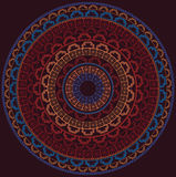 Detailed Mandala design Royalty Free Stock Photo