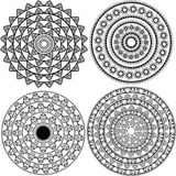 Detailed Mandala design Royalty Free Stock Photos