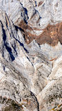 Detailed mountain texture Stock Photo