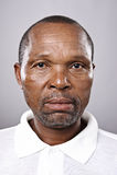 Detailed Portrait Stock Photo