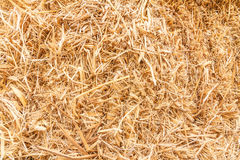 Detailed stack of hay Stock Photos