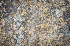 Detailed stone texture as background Royalty Free Stock Photography
