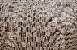 Detailed Texture Of Knitted Sweater Royalty Free Stock Photos