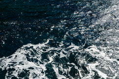 Detailed Texture Of Sea Water Stock Images