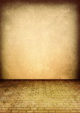 Detailed textured grunge background Stock Images