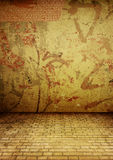 Detailed textured grunge background Royalty Free Stock Photo