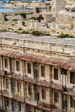 Detailed Valletta View Royalty Free Stock Images
