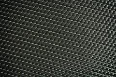 Detailed woven nylon texture Stock Photography