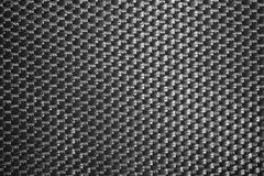 Detailed woven nylon texture Royalty Free Stock Images