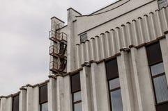 Detailes d'arcitecture de Grodno Photographie stock libre de droits
