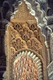 Detailleer Alhambra Granada Spanje Stock Afbeelding