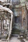 Detail of Angkor Wat temple Stock Image