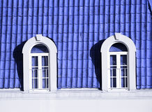 Details. House details Royalty Free Stock Images