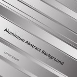 Details of abstract pattern metal aluminum surface background. stock illustration