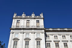 Details of the Ajuda National Palace in Lisbon, Portugal Stock Photos