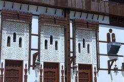 Details alter Moschee Dschiddas lizenzfreie stockbilder