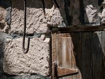 Details, alter Wohnsitz Lizenzfreies Stockbild