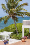 Details from American & Caribbean Luxury Private Villa. Cottages or Resorts royalty free stock photography