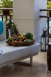 Details from American & Caribbean Luxury Private Villa. Cottages or Resorts stock photos