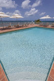 Details from American & Caribbean Luxury Private Villa. Cottages or Resorts stock photography