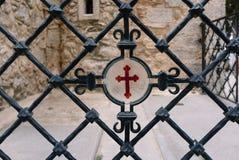Details of ancient Monastery Kera Kardiotissa Stock Photography