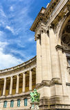 Details of Arcade du Cinquantenaire Royalty Free Stock Photo