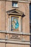 Saint Peter`s Square, Vatican, Rome, Italy Stock Photos