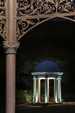 Details of bandstand Stock Photos